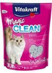 VITAKRAFT MAGIC CLEAN • ŻWIREK SILIKONOWY • 3,8 L w sklepie internetowym Telekarma.pl