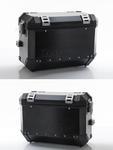 Zestaw 2-óch kufrów bocznych TRAX EVO SW-MOTECH [na prawą stronę - 45l & lewą stronę - 37l] - ALK.00.165.10000R/B, ALK.00.165.11000L/B, w sklepie internetowym Defender.net.pl