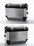 Zestaw 2-óch kufrów bocznych TRAX EVO SW-MOTECH [na prawą stronę - 45l & lewą stronę - 37l] - ALK.00.165.10000R/S, ALK.00.165.11000L/S w sklepie internetowym Defender.net.pl