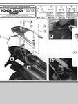Stelaże pod sakwy boczne Honda XL 650V Transalp (00 > 07) w sklepie internetowym Defender.net.pl