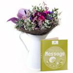 Czekoladki: Kwiatowy Ogród & Sweet Message w sklepie internetowym Chocolissimo.pl