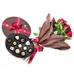 Czekoladki: Różane życzenia i Venus Beauty w sklepie internetowym Chocolissimo.pl