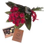 Czekoladki: Różane życzenia i Elegance w sklepie internetowym Chocolissimo.pl