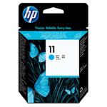 Błękitna (cyan) głowica drukująca HP 11 (C4811A) w sklepie internetowym Multikom.pl