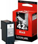Wkład atramentowy czarny (black) Lexmark 18Y0342E w sklepie internetowym Multikom.pl