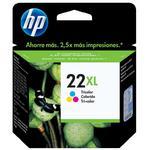 Trójkolorowy (Tri-Colour) wkład atramentowy HP 22 XL (C9352CE) w sklepie internetowym Multikom.pl