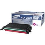 Kaseta z purpurowym (magenta) tonerem Samsung CLP-M660A w sklepie internetowym Multikom.pl