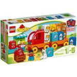 LEGO DUPLO 10818 Moja pierwsza ciężarówka w sklepie internetowym MojeKlocki24.pl