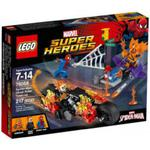 LEGO 76058 Spider- Man: Atak Upiornych Jeźdźców w sklepie internetowym MojeKlocki24.pl