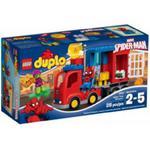 LEGO DUPLO 10608 Ciężarówka Spider - Mana w sklepie internetowym MojeKlocki24.pl