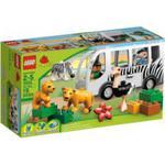 LEGO DUPLO 10502 Autobus w ZOO w sklepie internetowym MojeKlocki24.pl