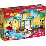 LEGO 10827 Miki i przyjaciele - Domek na plaży w sklepie internetowym MojeKlocki24.pl