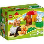 LEGO DUPLO 10522 Zwierzęta na farmie w sklepie internetowym MojeKlocki24.pl