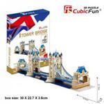 Puzzle 3D TOWER BRIDGE w sklepie internetowym MojeKlocki24.pl