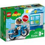 LEGO DUPLO 10900 Motocykl policyjny w sklepie internetowym MojeKlocki24.pl