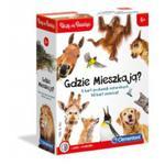 Uczę się bawiąc - Gdzie mieszkają? w sklepie internetowym MojeKlocki24.pl
