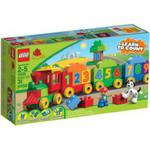 LEGO DUPLO 10558 Pociąg z cyferkami w sklepie internetowym MojeKlocki24.pl