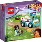 LEGO 41086 Karetka weterynarza w sklepie internetowym MojeKlocki24.pl