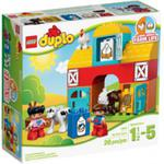 LEGO DUPLO 10617 Moja pierwsza farma w sklepie internetowym MojeKlocki24.pl
