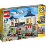 LEGO 31036 Sklep z zabawkami i owocami w sklepie internetowym MojeKlocki24.pl