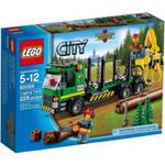 LEGO 60059 Ciężarówka do transportu drewna w sklepie internetowym MojeKlocki24.pl