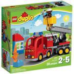 LEGO DUPLO 10592 Wóz strażacki w sklepie internetowym MojeKlocki24.pl