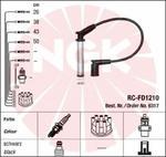 przewody zapłonowe NGK - 1.3 DURATEC 8v ★ RC-FD1210 w sklepie internetowym Ford.sklep.pl