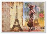 Papier ryżowy Calambour Digital Collection DGR 104 Paris, Paris w sklepie internetowym Serwetnik.pl
