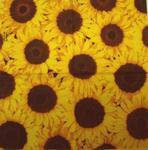 Serwetka do decoupage 1999 Słoneczne słoneczniki w sklepie internetowym Serwetnik.pl