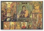 Papier do decoupage Stamperia DFGS 003 Ikony - Matka Boska Pocieszycielka + złocenia w sklepie internetowym Serwetnik.pl