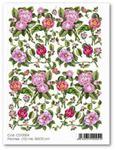 Papier do decoupage TO-DO Enjoy C010004 Różowe peonie w sklepie internetowym Serwetnik.pl
