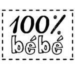 Stempel akrylowy 100% Bebe WTK096 w sklepie internetowym Serwetnik.pl