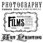Zestaw stempli akrylowych Photography vintage WTK116 w sklepie internetowym Serwetnik.pl