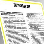 Instrukcja BHP dezynfekcji narzędzi i sprzętu medycznego w sklepie internetowym Sklep-ppoz.pl