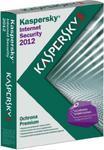 Antywirus komputerowy KASPERSKY Internet Security 2012 - 2 users w sklepie internetowym Matjul.pl