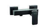 Valvex Loft Black bateria natryskowa ścienna czarna 2455930 w sklepie internetowym 1lazienka.pl